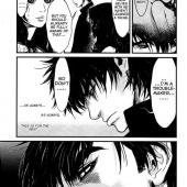 Wolf Guy - Ookami no Monshou manga - Mangago