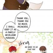 Suddenly Became a Princess One Day manga - Mangago
